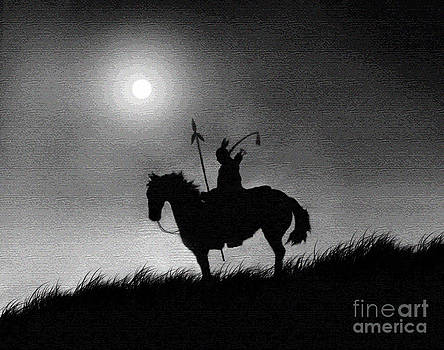 Horse Brave by Robert Foster