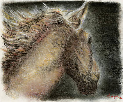 Horse Ghost by Jason Morgan