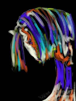 Horse Humble Guy by Go Van Kampen
