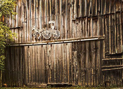 Randall Branham - horse n buggy barn