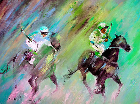 Miki De Goodaboom - Horse Racing 04