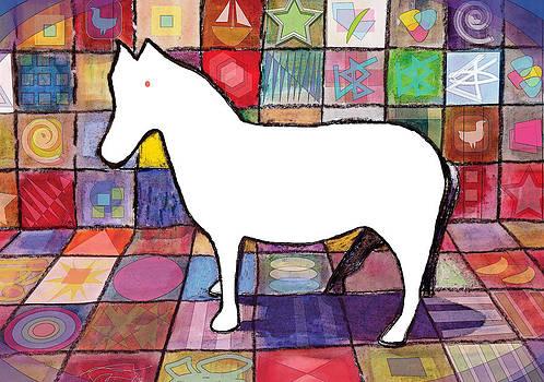 Horse Sense 3 by James Raynor