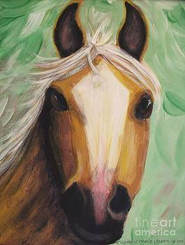 Horse by Suzanne  Marie Leclair