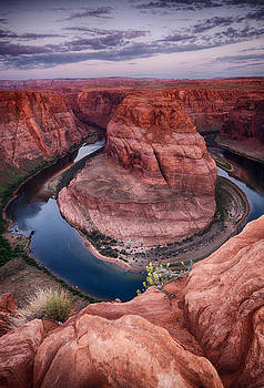 Saija  Lehtonen - Horseshoe Bend Sunrise
