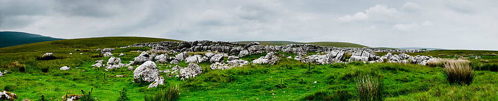 Horton dales Panorama by Andy Comber
