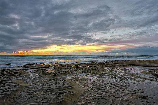 Hospitals Reef Sunset by Mark Whitt