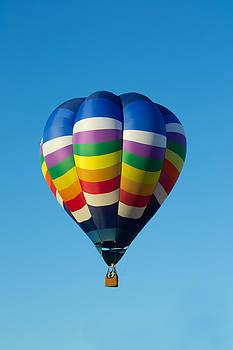 Hot Air Balloon by David Hintz