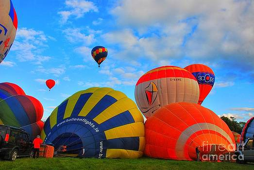 Joe Cashin - Hot Air Balloons
