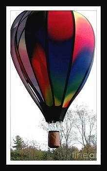 Gail Matthews - Hot Air Luft Balloon