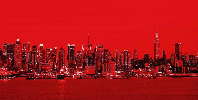 Hot City by Andrew Kazmierski
