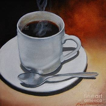 Hot Cup of Joe by Mary Hughes