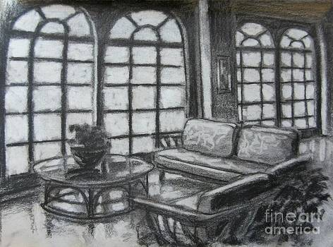 John Malone - Hotel Lobby Interior