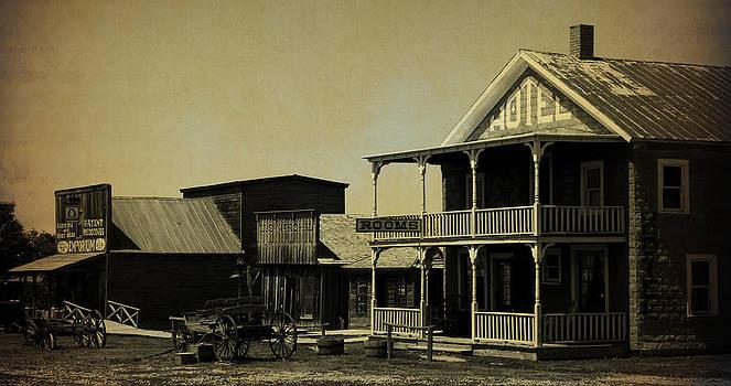 Terry Eve Tanner - Hotel on Main Street II