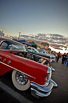Hotrod Buick  by Merrick Imagery