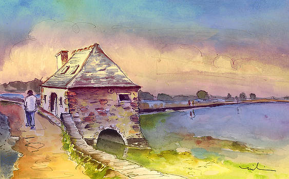 Miki De Goodaboom - House By The Water In Brittany