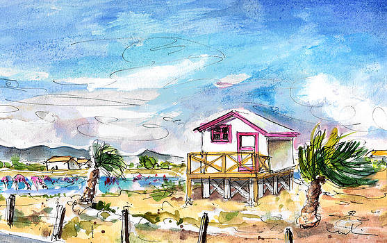Miki De Goodaboom - House on Stilts by Gruissan