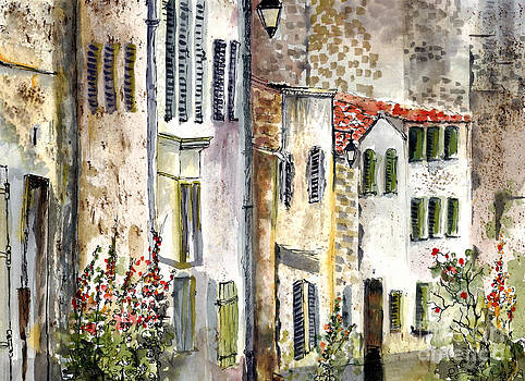 Ginette Callaway - Houses in La Rochelle France