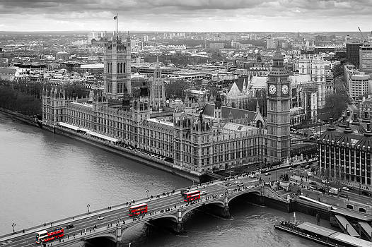 Houses of Parliament by Andrew Barker