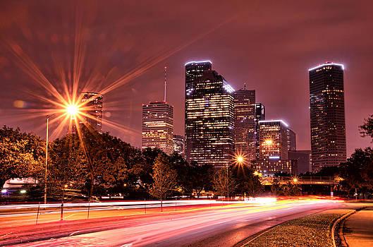 Houston commute by Kayta Kobayashi