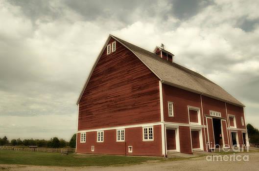 Hovander Barn by Christine Carter