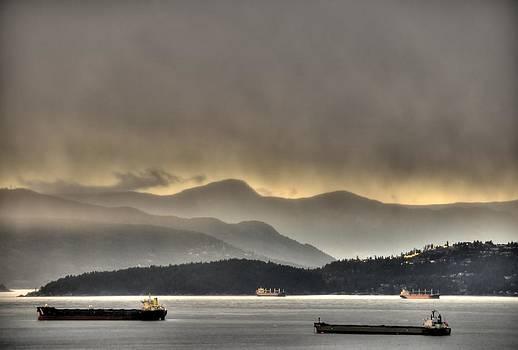 Howe Sound Fade by Doug Farmer