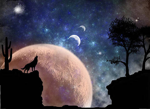 Regina  Williams  - Howling at the Moon