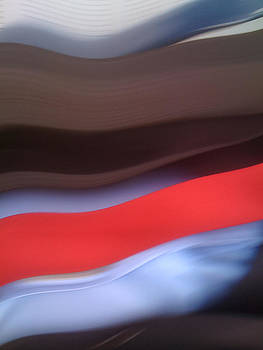 HP Sauce Abstract by Pete Edmunds