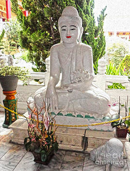 Gregory Dyer - Hsi Lai Temple - Buddha - 04