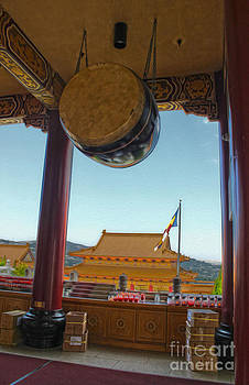 Gregory Dyer - Hsi Lai Temple - Drum