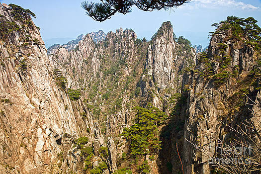 Fototrav Print - Huangshan Mountain China