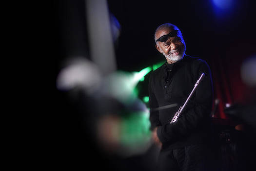 Hubert Laws by Dailey Pike