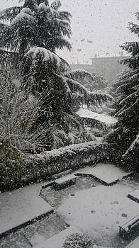 Huge snowflakes by Giuseppe Epifani