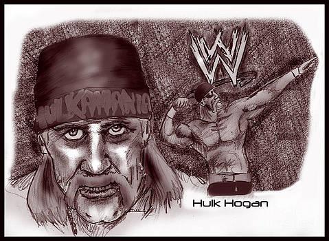 Chris  DelVecchio - Hulk Hogan