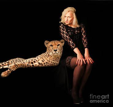 Human and Animal by Christine Sponchia