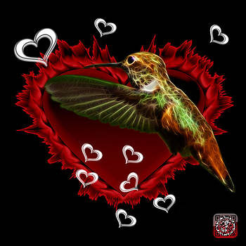 Hummingbird - 2055 F by James Ahn