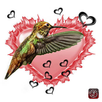 Hummingbird - 2055 F S M by James Ahn