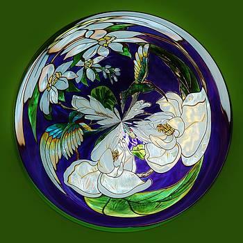 Paulette Thomas - Hummingbird Orb