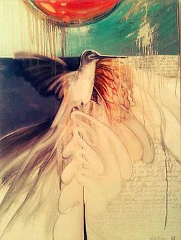 Hummingbird by Riek  Jonker