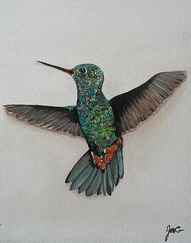 Hummingbird's Brother by Jen Venuti