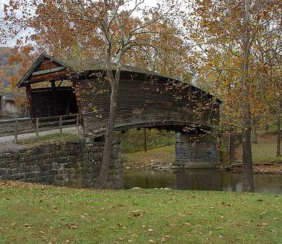 Jennifer Lamanca Kaufman - Humpback Bridge Right Side View