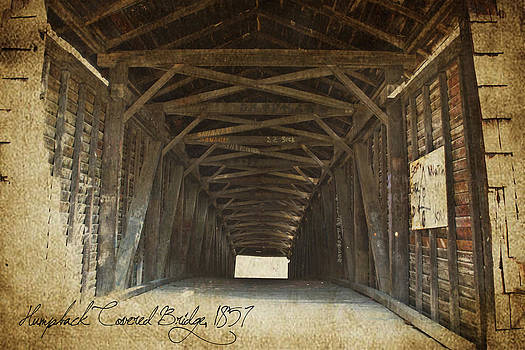 Regina  Williams  - Humpback Covered Bridge II