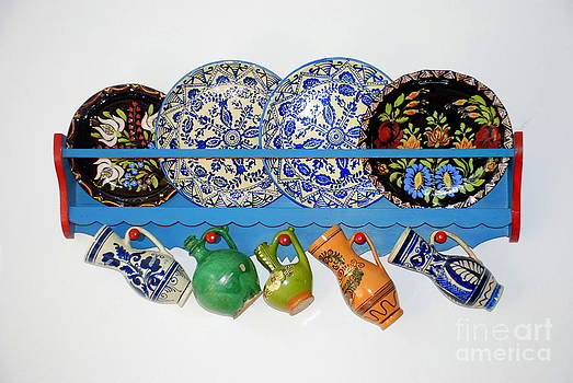 Joe Cashin - Hungarian pottery