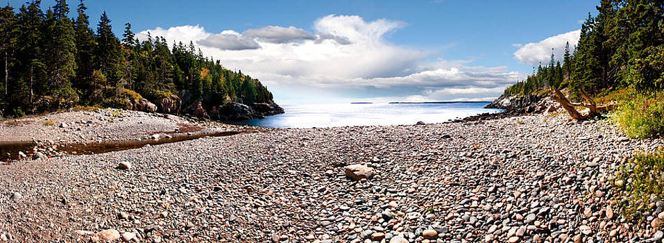 Hunter's Beach 6724 by Brent L Ander