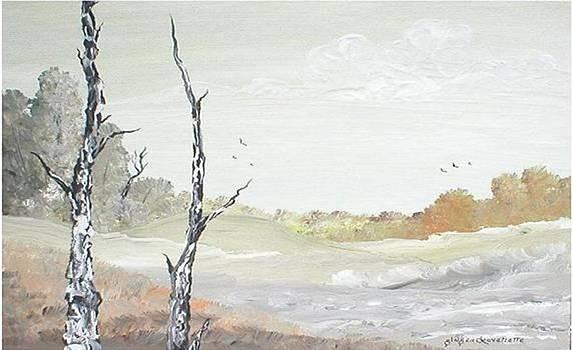 Hunter's Paridise by Ginger Lovellette