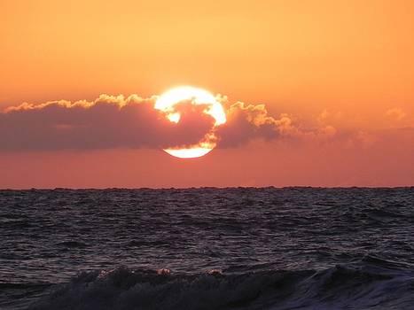 Hunting Island Sunrise by Patricia Greer