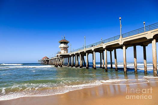 Paul Velgos - Huntington Beach Pier in Southern California