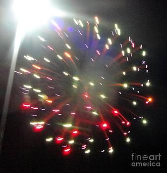 Huron Ohio Fireworks1 by Jackie Bodnar