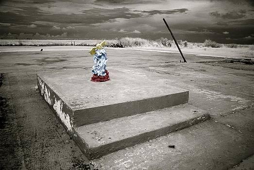 Hurricane Katrina - An Angel On My Steps by Brian Lukas