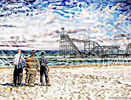 Hurricane Sandy First Responders by Jessica Cirz