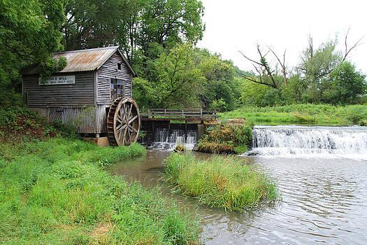 Hyde Mill by John Kunze